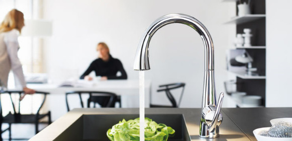Kitchen Faucets by Grohe