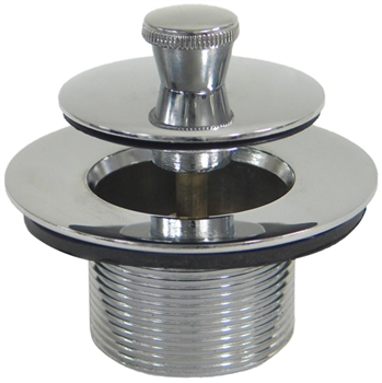 Sayco Lift And Spin Tub Drain Stopper 58 7151